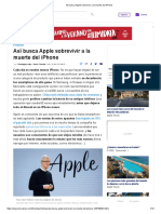 Así busca Apple sobrevivir a la muerte del iPhone.pdf