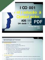 ICO 001 - Introdução à Computação - Unidade I.pdf
