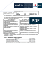 Boletin de Servicio M-m-0063 Dl250al8 Revision of Service Manual