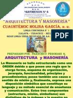 Arquitectura y Masonería - c. Molina g.