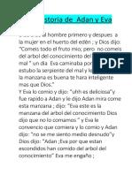 La historia de Adan y Eva.docx