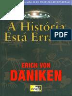 A Historia Esta Errada - Erich Von Daniken.pdf