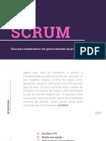 Guia Scrum Guia Para Implementar Gerenciamento de Projetos