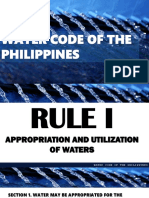 Water Code of Ph Final