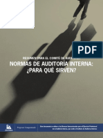Normas de Auditoria Interna - Para Que Sirven