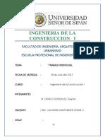 INGENIERIA DE LA CONSTRUCCION   I.docx