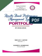 RPMS Portfolio COVER.docx