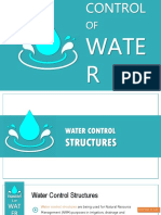 Control of Water