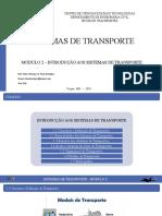 2Introducaoaossistemasdetransporte