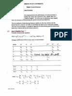 Digital Control Notes 3