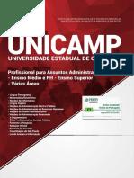 Apostila Concurso Unicamp RH
