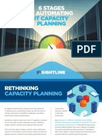 Sightline Capacity Planning eBook
