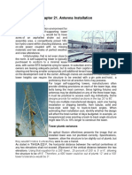 Chapter 21 Antenna Installation.docx