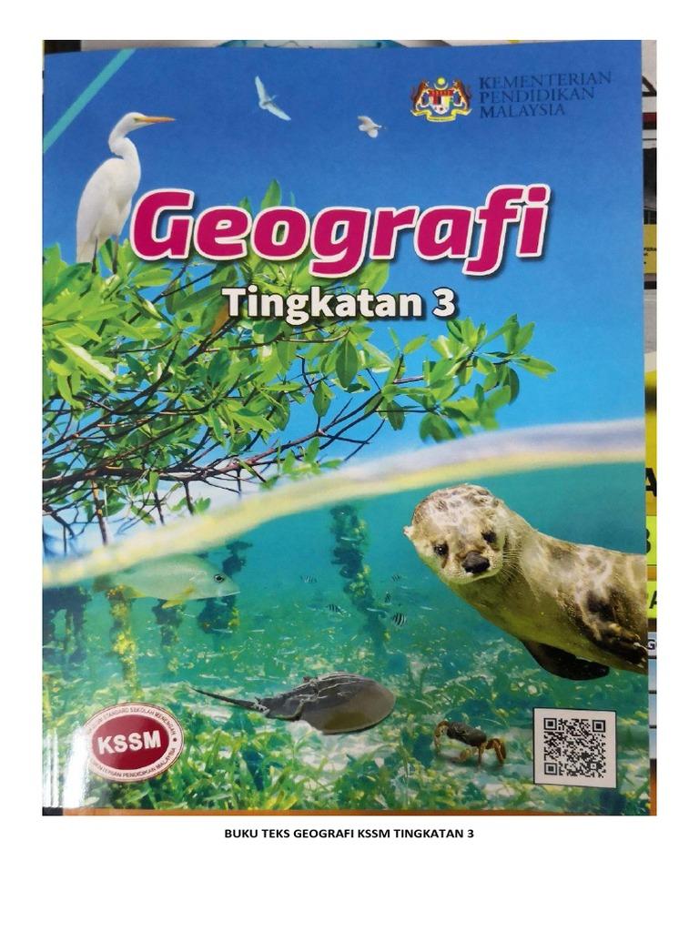 Buku Teks Geografi Kssm Tingkatan 3 Docx