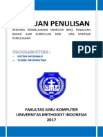 Sk Mengajar Ganjil 2014-2015