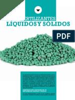 2016 Nº 34 Fertilizantes Líquidos y Sólidos