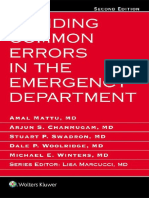 Avoiding Common Errors in the Emergency Department.pdf