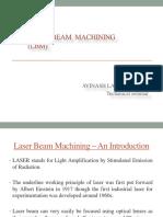 Laser Beam Machining LBM (2)