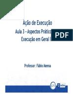 3 ASPECTOS PRÁTICOS DA EXECUÇÃO EM GERAL III.pdf