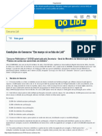 Regulamento Concurso LIDL