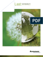 FY2009 Lenovo Sustainability Report