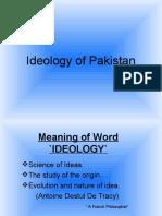 1-Ideology of Pakistan1