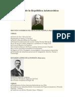 Presidentes del siglo 20.docx