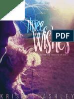 Three Wishes - Kristen Ashley.pdf