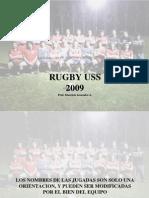 Jugadas Rugby USS 2009