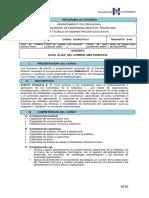 PROGRAMA  DEL  CURSO E100.01 Didáctica  II .docx