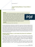 3 Drawing as Social Play Shared Meaning-Making in Young Children's Collective Drawing Activities (Kukkonen & Chang-Kredl, 2018)
