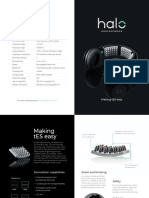Halo Research Brochure