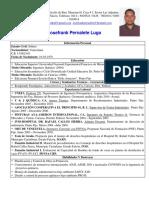 CV Ing. Josefrank Pernalete
