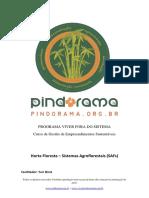 Horta Floresta Sistemas Agroflorestais SAFs Apostila Completa