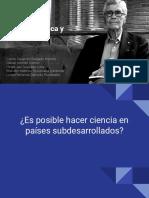 Ciencia, Tecnica y Desarrollo (1)