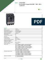 Compact Nsx 630a Lv431630