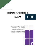 Treinamento BGP - EAD