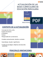 ACTUALIZACIÓN DE LAS BASES CURRICULARES DE EDUCACIÓN PARVULARIA.pptx
