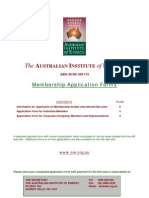 Combined Membership Form 10