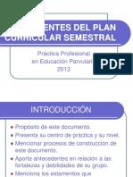 Actualización de Las Bases Curriculares de Educación Parvularia