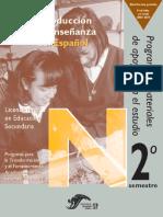Introduccion Enseñanza Español