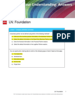 LN Foundation(v10.5) CYUAnswers