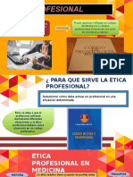Ética Profesional Los Actos Humanosel Valor y La Obligación Moral.