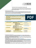 Listado de Documentos Para Acreditacion Socioeconomica Revisada