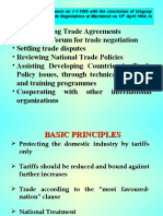 WTO and agriculture
