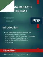 TOURISM IMPACTS ON ECONOMY.pptx