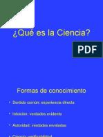 Qué es la Ciencia5