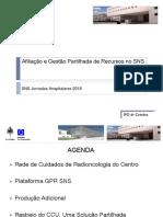 Carlos Santos Afiliacao e Gestao Partilhada de Recursos No SNS