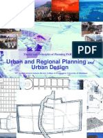 THEORY of PLANNING - Urban & Regional Planning and Urban Design