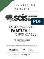 Sexualidade e Familia
